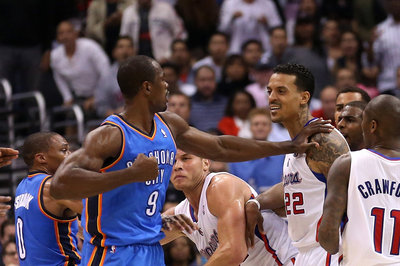 Oklahoma City Thunder film study: Less is more for Serge Ibaka