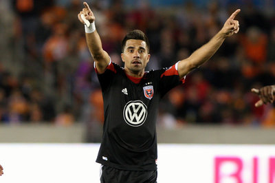 Cake or Death? Well, at least Marcelo Saragosa is still Kaka's best friend. Even if he's no longer on D.C. United