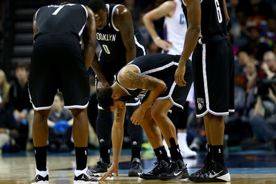 Nets injury update: Deron Williams, Brook Lopez, Andrei Kirilenko and Jason Terry are OUT
