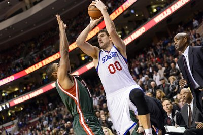 Hawes and Effect: Spencer's Heroics Propel Sixers to OT Win Over Bucks