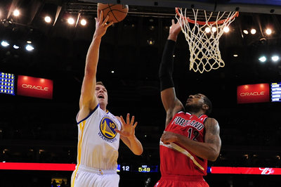 Preview: Trailblazers at Warriors 11-23-13