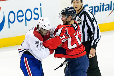 Capitals Ups and Downs: Week 8