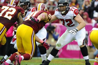 Mike Smith: Sam Baker Will Be The Left Tackle In 2014