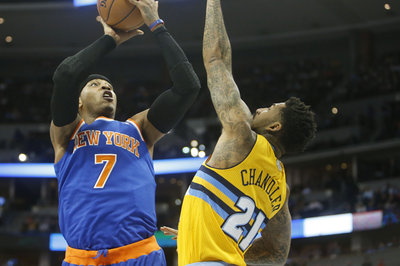 Knicks at Nuggets recap: 'Melo and the Knicks come up short in Denver