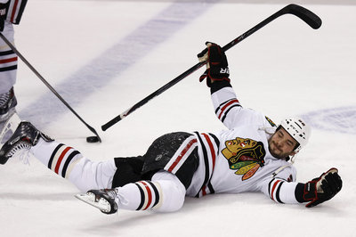 Brandon Bollig: Real NHL Hockey Player?