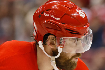 BREAKING: Henrik Zetterberg Injured