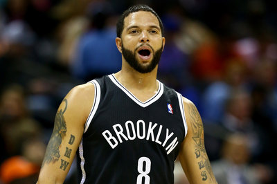 Deron Williams will NOT play against the Knicks; Pierce, Terry and Kirilenko also OUT