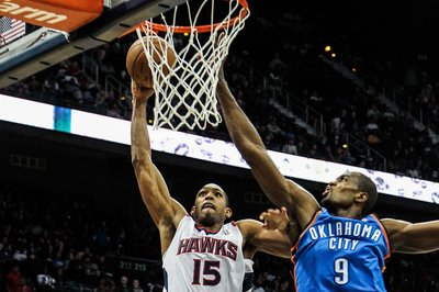 2013-2014 Game 20 Preview: Thunder Take On Thoroughly Mediocre Hawks