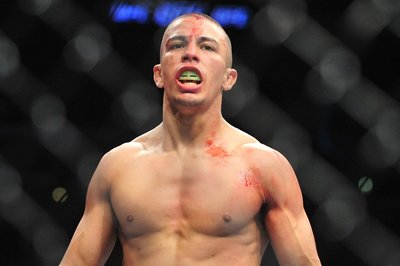 UFC Fight Night 35 results: John Moraga eeks out split decision over Dustin Ortiz