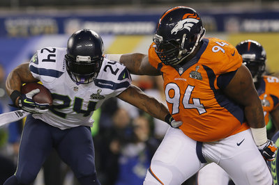 Report: Terrance Knighton seeks a new deal