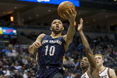 Bucks 98, Pelicans 102: Eric Gordon helps Pelicans edge Bucks in defense-optional showdown