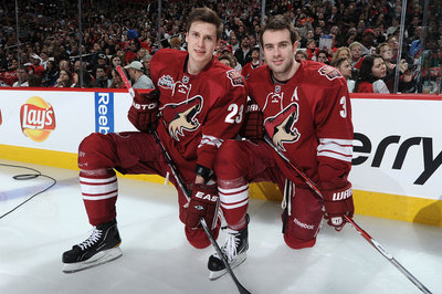 Five for fantasizing: five things the Coyotes need post-Olympic break