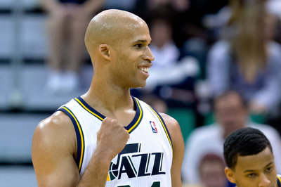 Richard Jefferson, Derrick Favors both a game-time decision vs. Nets