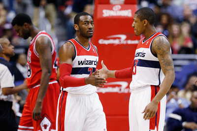 John Wall, Bradley Beal don't think Wizards need to make a trade
