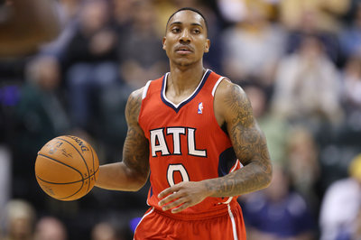 Jeff Teague, DeMarre Carroll make trip with Hawks to Detroit