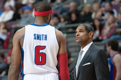 Rumor: Smith, Billups went to Dumars to get Cheeks fired
