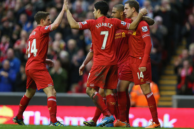 Liverpool 4, Swansea 3: Relief as Reds Earn Narrow Win