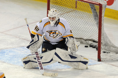 Nashville Predators News: Devan Dubnyk on waivers