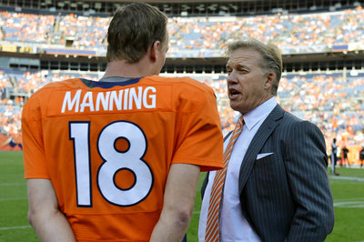 Peyton Manning cleared to play in 2014 following neck exam