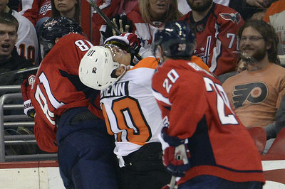 Dmitry Orlov Suspended Two Games for Hit on Brayden Schenn