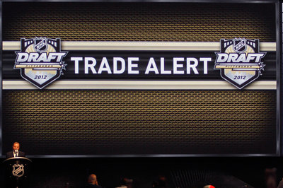 NHL Trade Deadline Open Thread