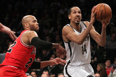Shaun Livingston non-committal on future, but he loves where he's at