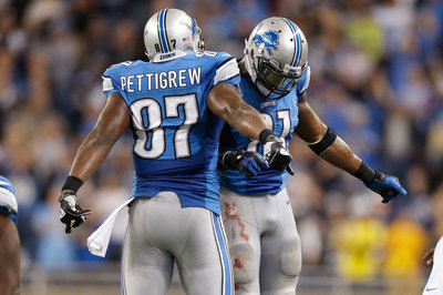 Lions notes: The latest on Brandon Pettigrew