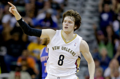 Murray: Former Blazers F Luke Babbitt Went To Russia To Expand His Game