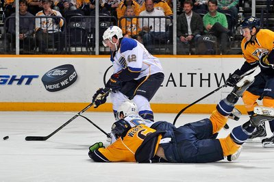 Blues At Predators Morning Open Thread: Rinne's Returned