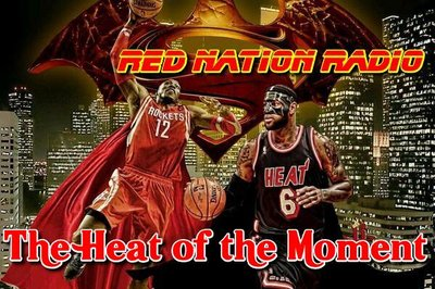Red Nation Radio: The Heat of the Moment