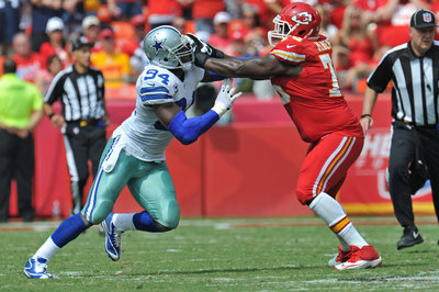 NFL free agency 2014: Branden Albert bidding war shaping up