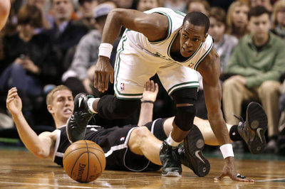 Can Rajon Rondo be patient enough through the rebuild process?