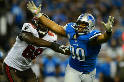 Lions notes: Ndamukong Suh, Joique Bell, more