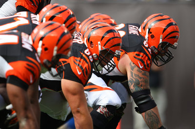 Reassessing the Bengals Offensive Line