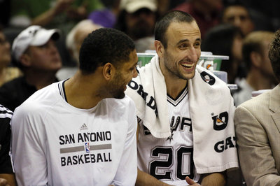 Manu on the Big Three: