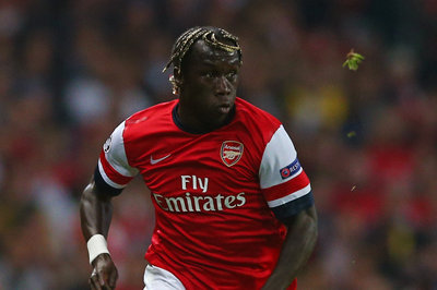 Arsenal transfer rumors: City in for Sagna, Inter out of the running