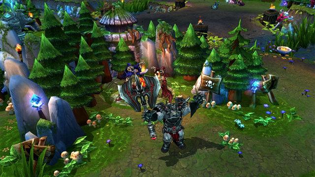 League of legends lan version in development at riot games mac client