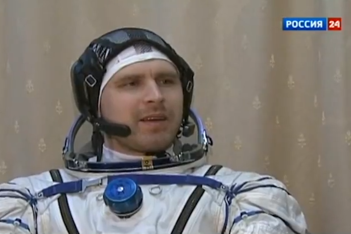 Ilya Bryzagalov Wasn't Lying About That Cosmonaut Thing