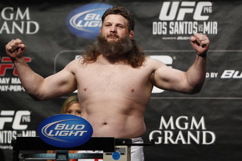 Roy Nelson vs. Stipe Miocic added to UFC 161 main card