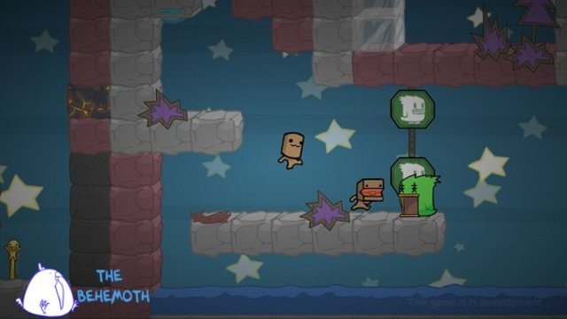 BattleBlock Theater' continues to grow in update from 'Castle