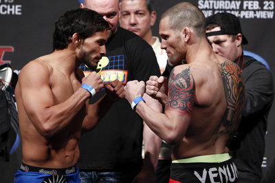 UFC 157 fight card primer: Dennis Bermudez vs. Matt Grice