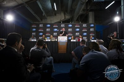 UFC 157 post-fight press conference live stream video online for 'Rousey vs Carmouche' in Anaheim