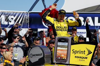 NASCAR Las Vegas 2013 results: Kenseth celebrates 41st birthday with
