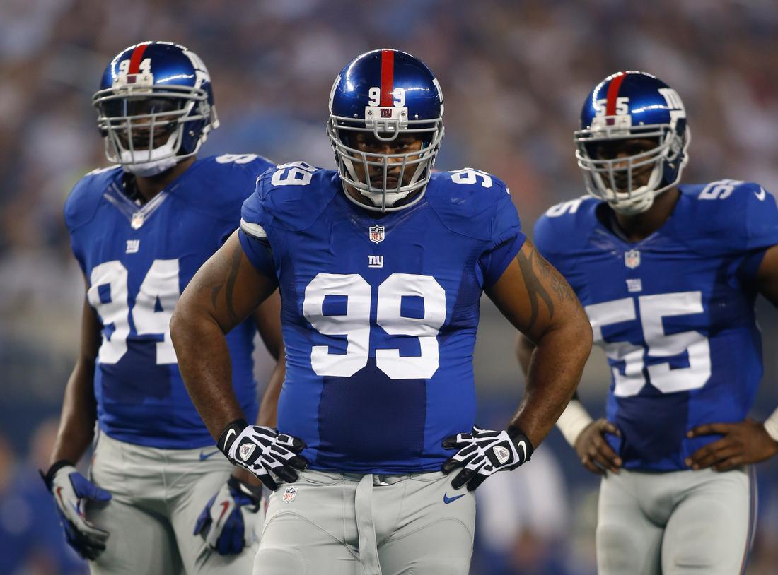 3118eec71 Giants vs. Broncos Week 2 Scouting Report - Big Blue View