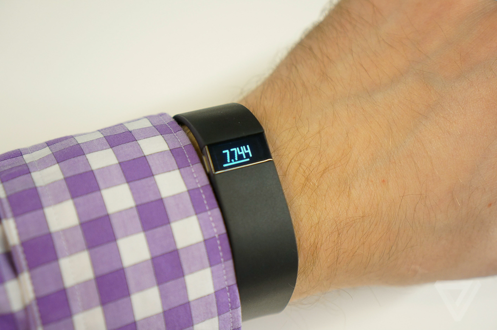 Fitbit Force review | The Verge