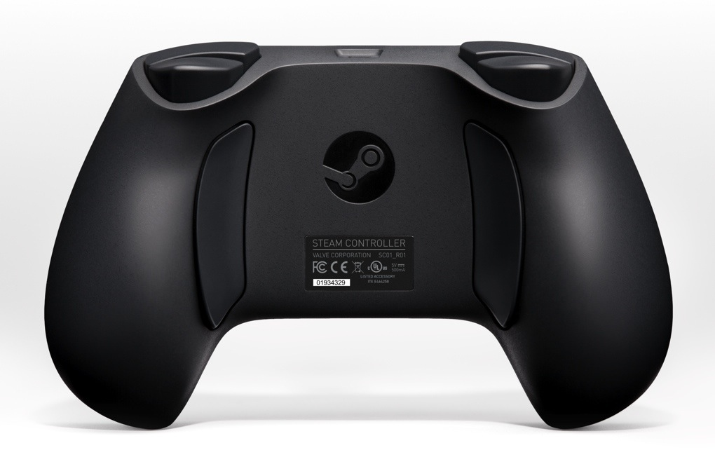 We play with the Steam Machine, Valve's game console of ...Valve Console Controller