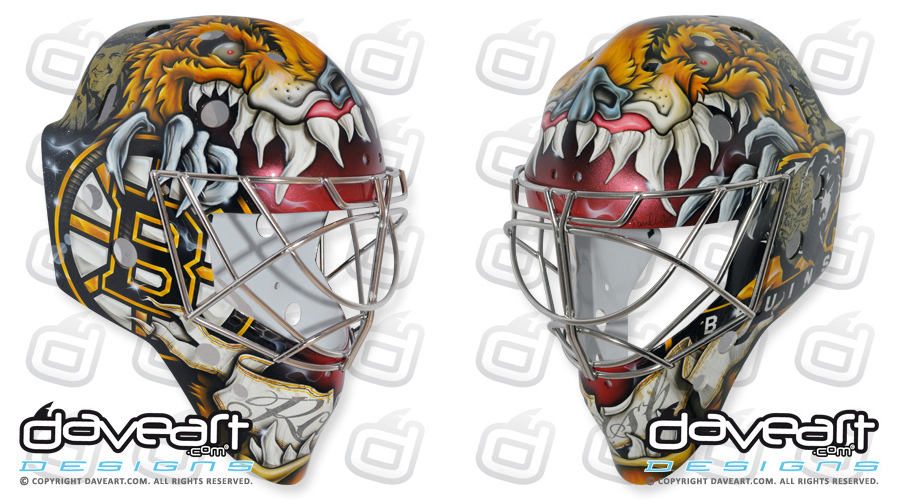 Bask in Rask's Masked Past - Stanley Cup of Chowder