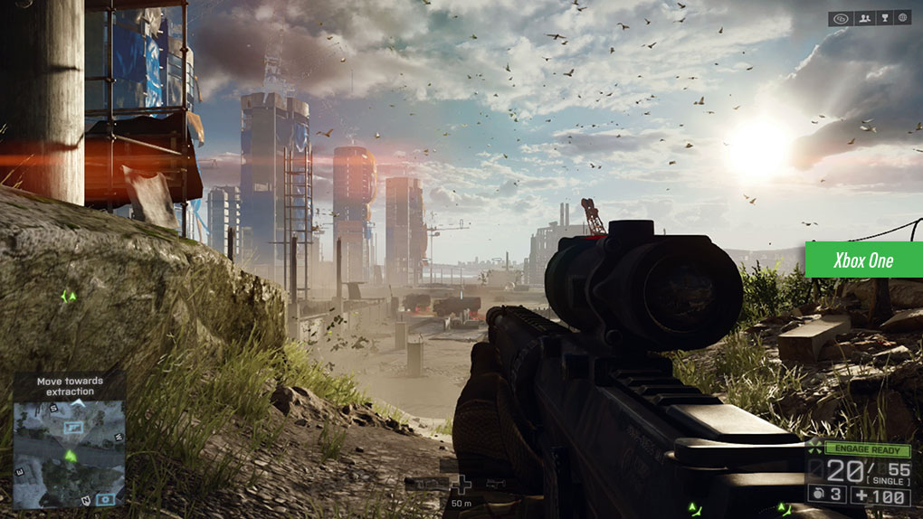 Graphic Content Do Xbox One And Ps4 Games Really Look Better