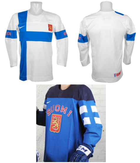 Sochi 2014  A full rundown of each nation s Olympic jerseys ... 40d9753c7f3