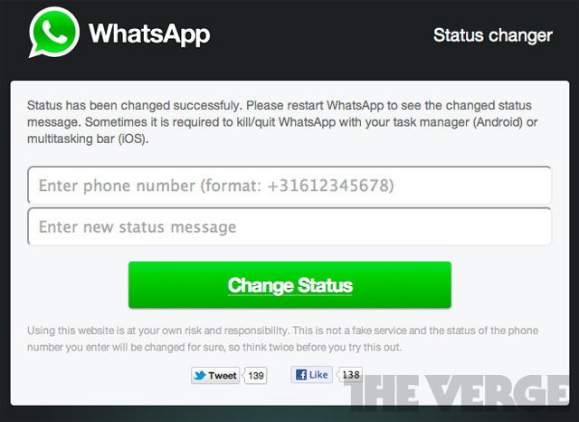Tech 4 Business Whatsapp Implementing Security Fixes